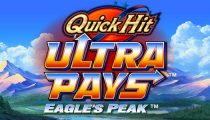 Quick Hit Ultra Pays Eagle's Peak
