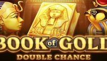 Book of Gold: Double Chance