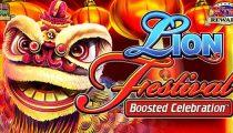 Lion Festival Boosted Celebration