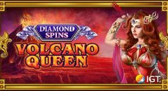 Volcano Queen: Diamond Spins